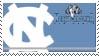North Carolina Stamp by nascarstones