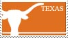 Texas Stamp by nascarstones