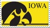 Iowa Stamp by nascarstones