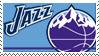 Utah Jazz Stamp by nascarstones