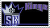 Sacramento Kings Stamp by nascarstones