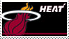 Miami Heat Stamp by nascarstones