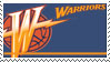 Golden State Warriors Stamp by nascarstones
