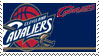 Cleveland Cavaliers Stamp by nascarstones