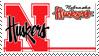 Nebraska Stamp by nascarstones