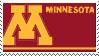 Minnesota Stamp by nascarstones