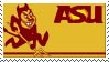 Arizona State Stamp by nascarstones