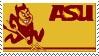 Arizona State Stamp by nascarstones