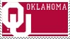 Oklahoma Stamp by nascarstones