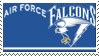 Air Force Stamp by nascarstones