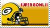 Super Bowl 2 'Green Bay' by nascarstones