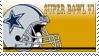 Super Bowl 6 'Dallas' by nascarstones