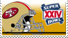 Super Bowl 24 'San Fran' by nascarstones