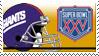 Super Bowl 25 'NY Giants' by nascarstones