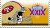 Super Bowl 29 'San Fran' by nascarstones
