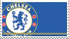 Chelsea F.C. Stamp by nascarstones