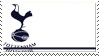 Tottenham Hotspur F.C. Stamp by nascarstones