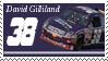 David Gilliland Stamp by nascarstones