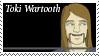 Toki Wartooth Stamp by nascarstones
