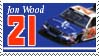 Jon Wood Stamp truck by nascarstones