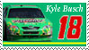Kyle Busch Stamp 'IS' by nascarstones