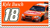 Kyle Busch Stamp 'combos' by nascarstones