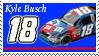 Kyle Busch Stamp 'USA' by nascarstones