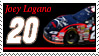 Joey Logano Stamp Z-Line by nascarstones