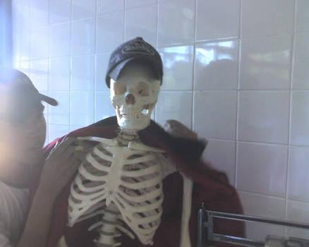 Skull friend