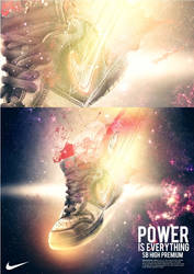 Power is everything by abeinvasion
