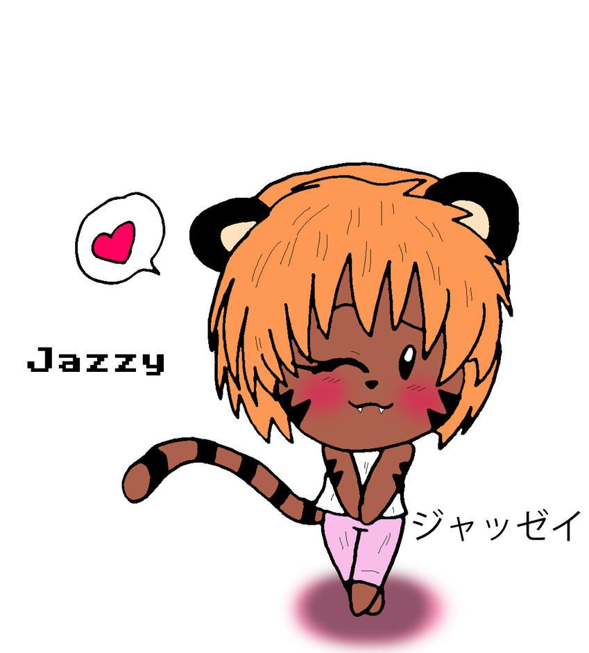 Chibi Jazzy by Rokku-D