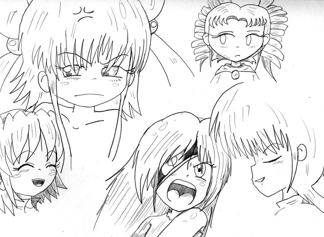 Shirokku-D manga 13 by Rokku-D