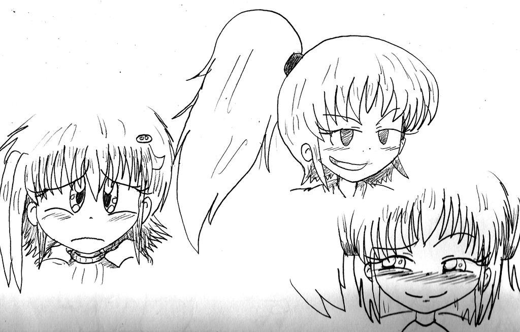 Shirokku-D manga 14 by Rokku-D