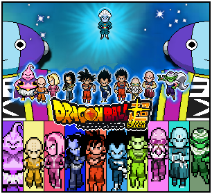 Team Universe 7 by thekrillmaster