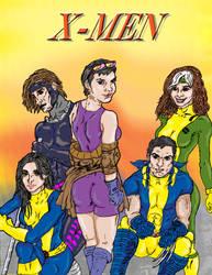 X-Men Celeb Group