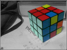 Rubix Cube by bl00dsoaked