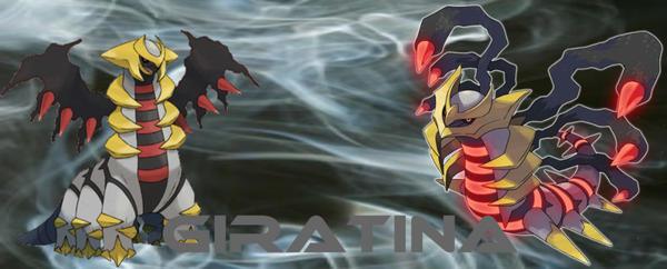 Giratina by ThePokemonTrainer