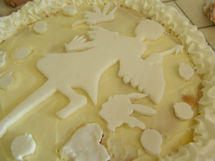 Hetalia Cake Recipe