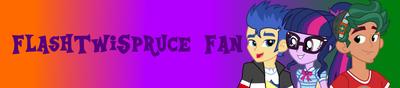 FlashTwiSpruce Fan Button by alexeigribanov