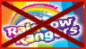 Anti Rainbow Rangers Stamp by alexeigribanov