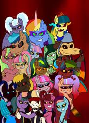 The Villain group