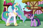 Nice to see you again, Twilight!