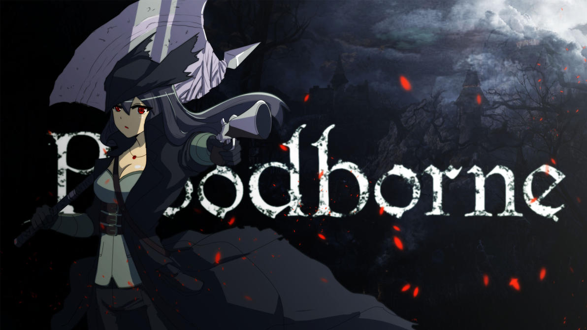 Bloodborne by andrislolita