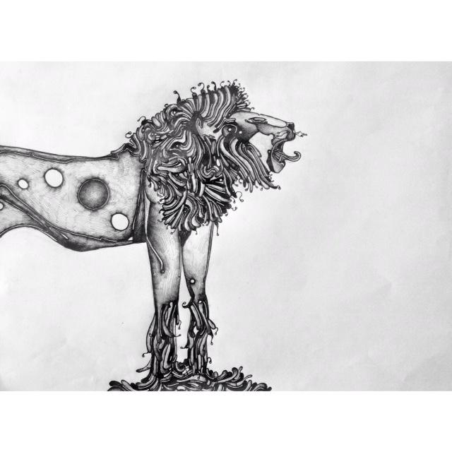 Lion by BBMcKenzie
