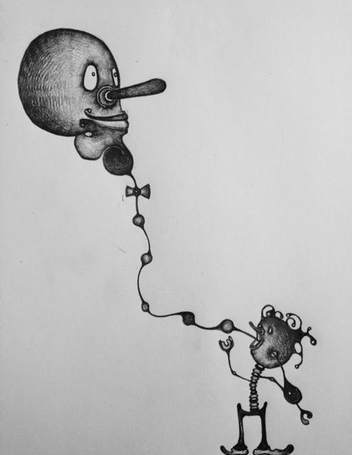 Balloon Breather by BBMcKenzie