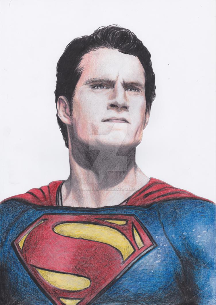 Superman by AdiLohrey18