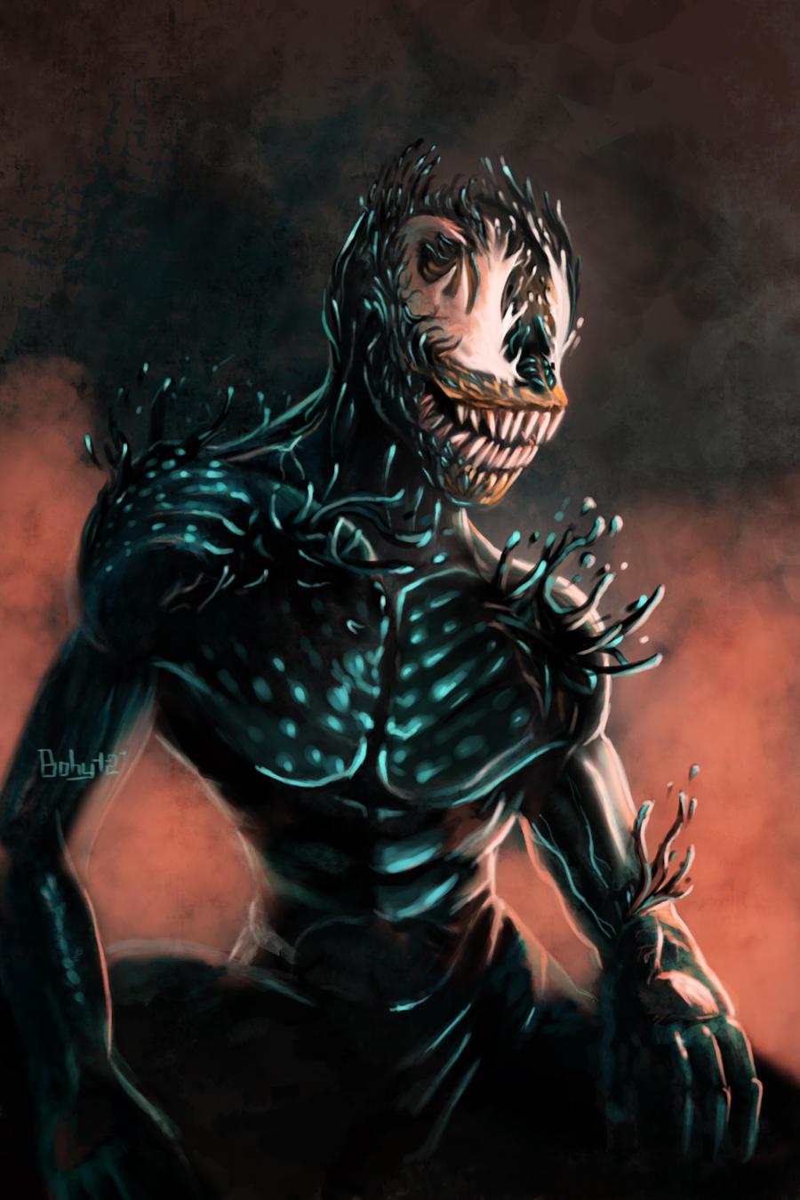 Venom - Symbiont by Bohy