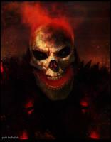 Ghostrider by Bohy