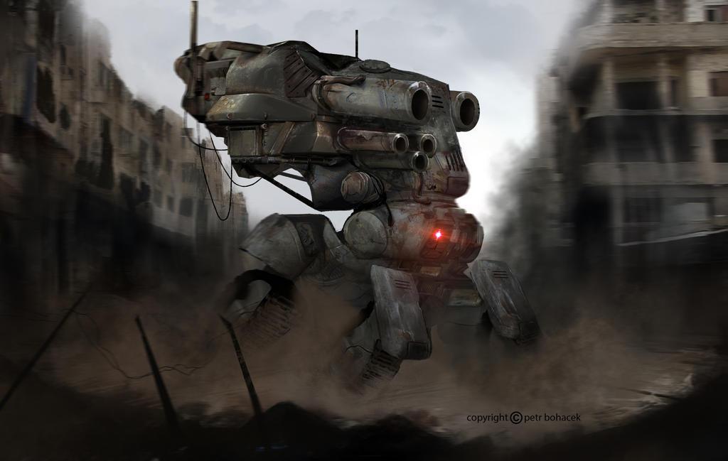 Ura tank by Bohy