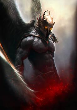 Hawkman - Divine Protector